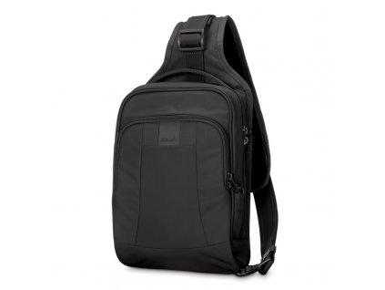 Pacsafe Metrosafe LS150 black cross body - výprodej