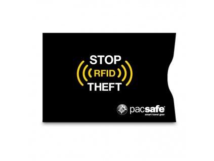 Pacsafe RFIDsleeve 25 bezpečnostní pouzdro