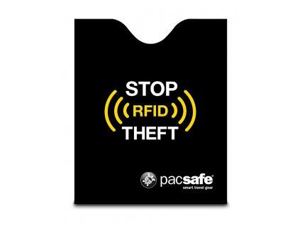 Pacsafe RFIDsleeve 50 bezpečnostní pouzdro
