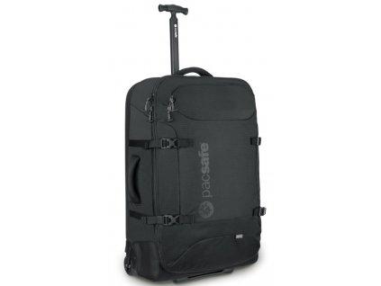 Pacsafe Toursafe AT29 black bezpečnostní kufr