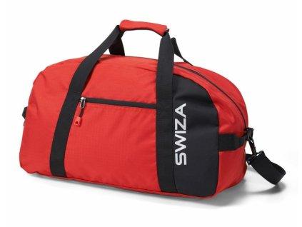Swiza cestovní taška Marcius red