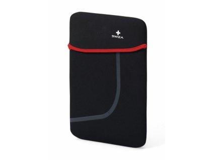 """Swiza neoprenové pouzdro na tablet Moranda 10"""" black/red"""