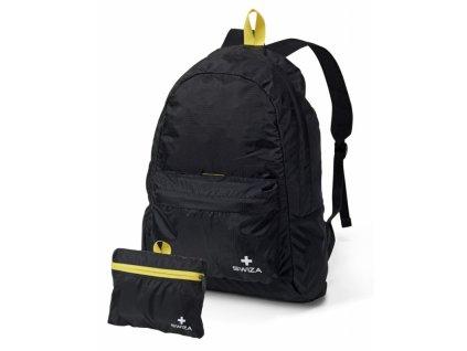 Swiza skládací batoh Amata PostAuto black