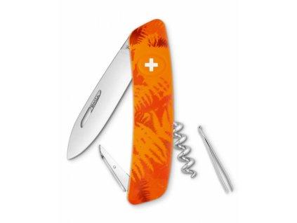Swiza švýcarský kapesní nůž C01 Filix orange