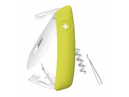 Swiza švýcarský kapesní nůž D03 moss