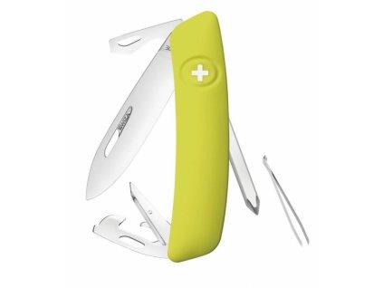Swiza švýcarský kapesní nůž D04 moss
