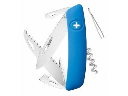 Swiza švýcarský kapesní nůž D05 blue