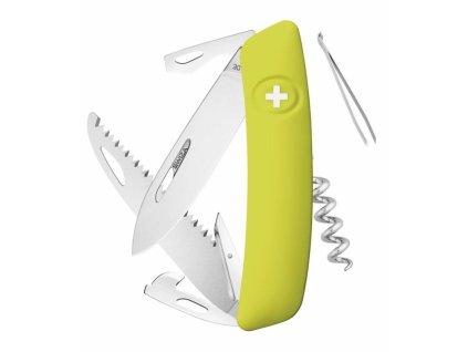 Swiza švýcarský kapesní nůž D05 moss