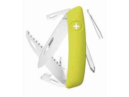 Swiza švýcarský kapesní nůž D06 moss