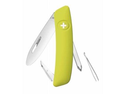 Swiza švýcarský kapesní nůž Junior J02 moss