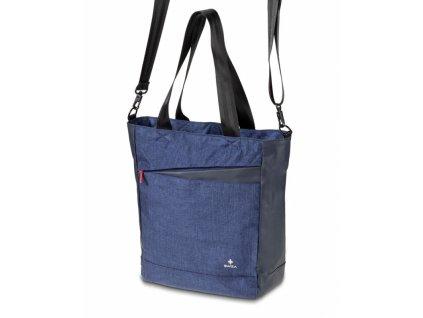 Swiza taška přes rameno Iris blue