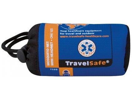 TravelSafe mini moskytiéra přes hlavu Mini Headnet