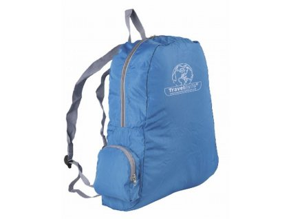 TravelSafe skládací batoh Mini Back Pack azure