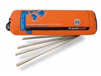 TravelSafe tropická moskytiéra Pyramid pro 1-2 osoby