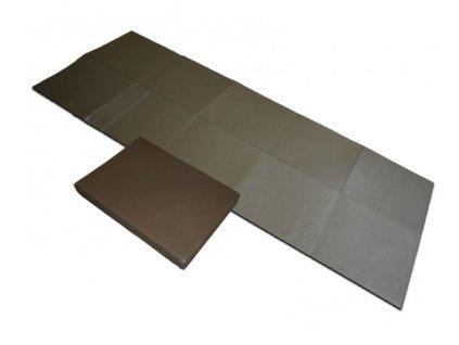 BCB Adventure skládací matrace NATO Folding Sleep Mat