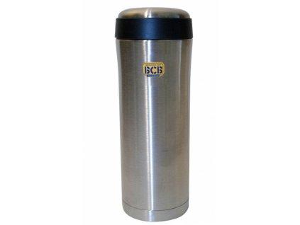 BCB Adventure termoska Thermal Flask 400 ml silver