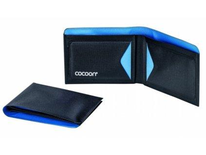 Cocoon peněženka Wallet black/blue