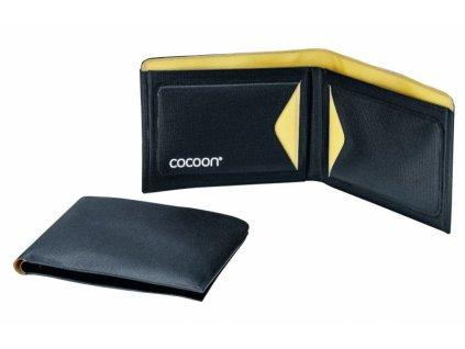 Cocoon peněženka Wallet black/yellow