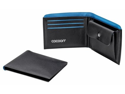 Cocoon peněženka Wallet Coin Pocket black/blue