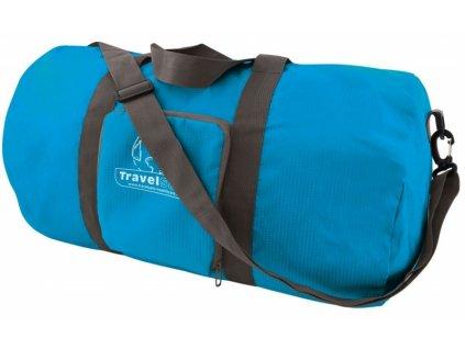 TravelSafe skládací taška Duffle Bag azure
