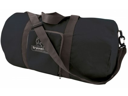 TravelSafe skládací taška Duffle Bag black