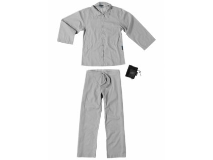 Cocoon dámské pyžamo Insect Shield Travel Pyjama safari grey S