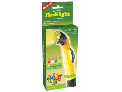Coghlan´s dětská ruční svítilna Explorer Flashlight