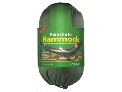Coghlan´s hamaka Single Green Parachute Hammock