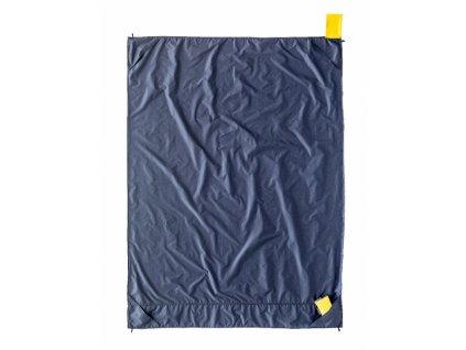 Cocoon nylonová deka Picnic/Outdoor midnight blue PU