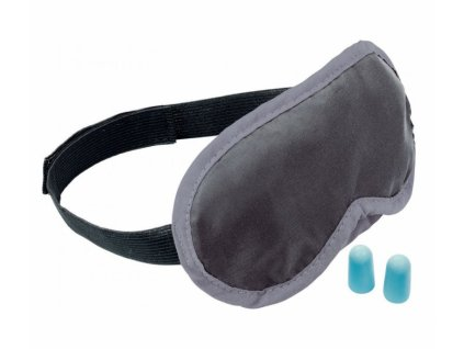 Go Travel oční maska Sleep Mask black