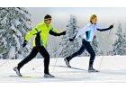 Klasické lyže - classic