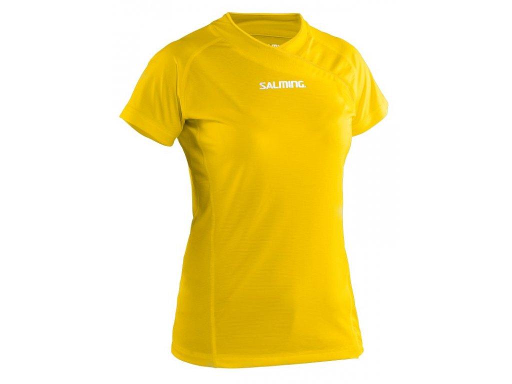 Salming Regina Jersey Women (Barva Žlutá, Velikost XXL)