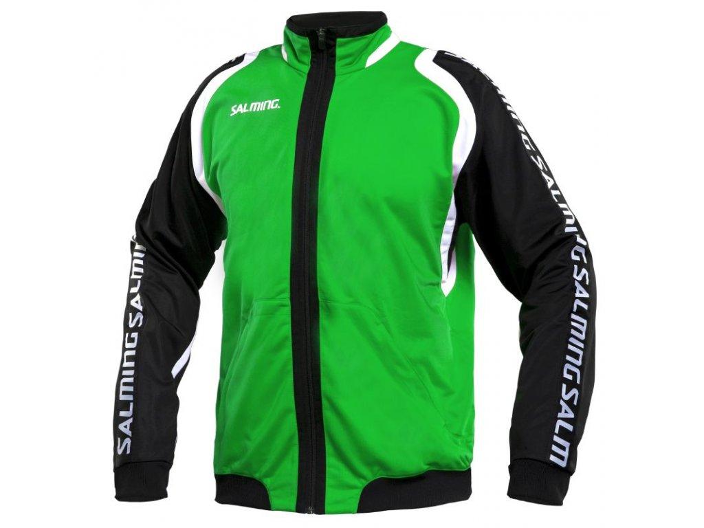 Salming Taurus WCT Jacket (Barva Zelená, Velikost XXL)