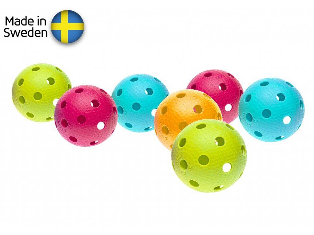 10157 salming aero ball colour 10 ks