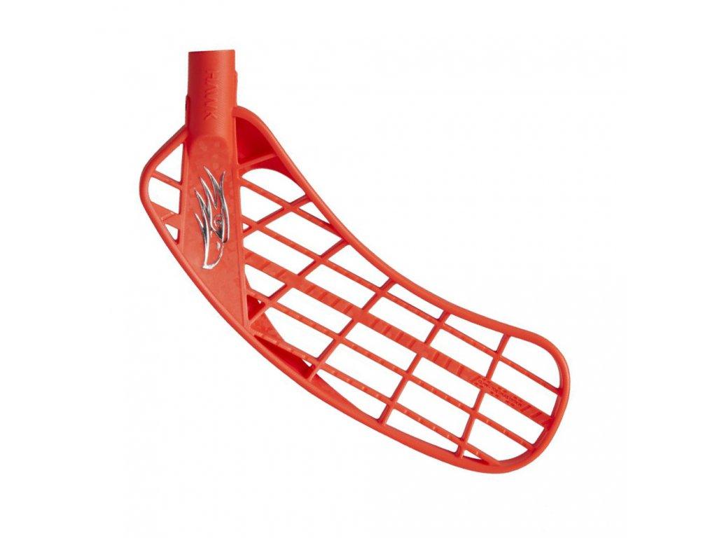 Salming Hawk Blade (Barva Červená, Materiál Touch Plus - Měkká, Strana Pravá)