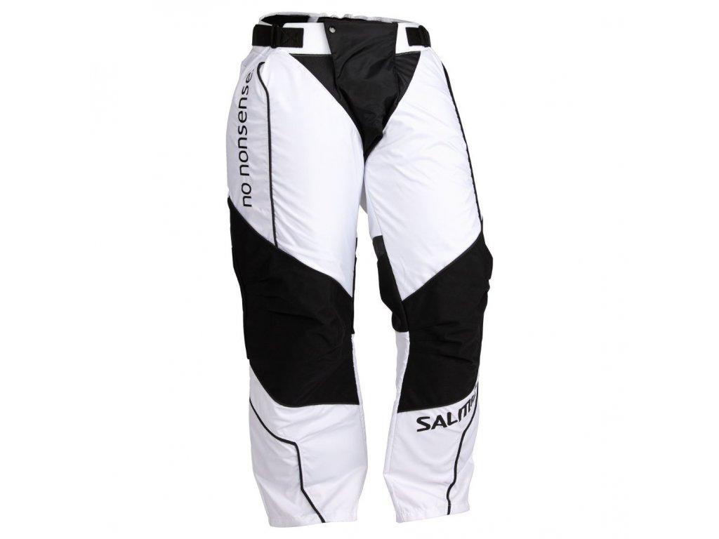 Salming Atilla Goalie Pant SR White (Velikost XXL)