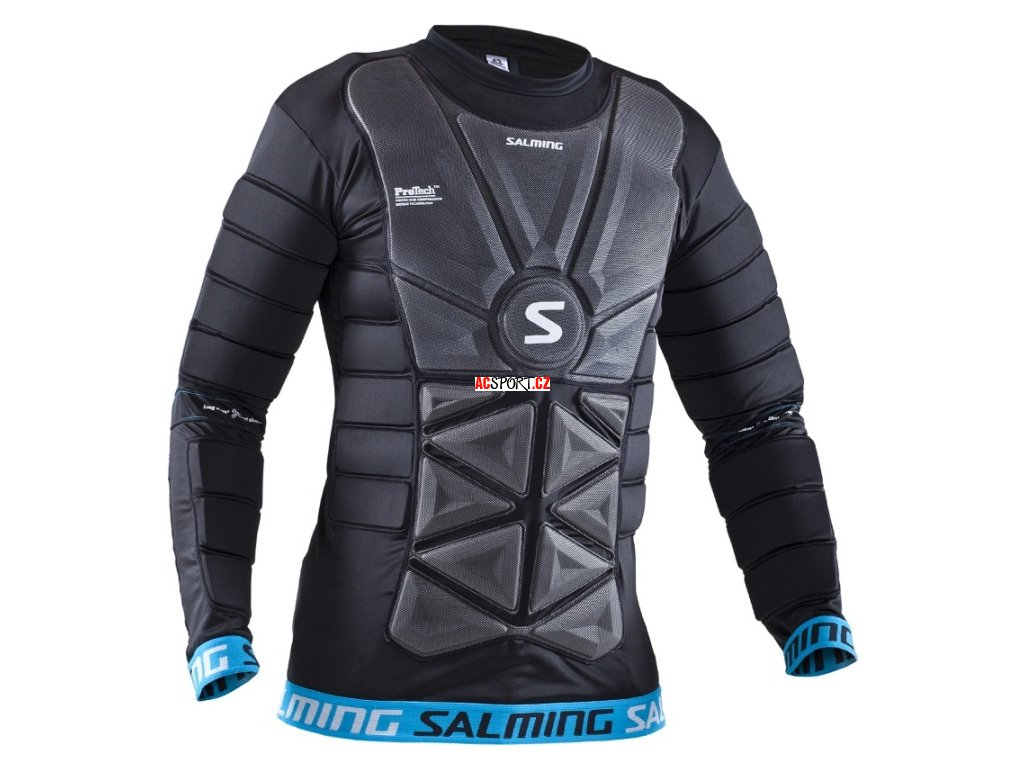 Salming Protech Pro Goalie LS Jsy (Velikost XXL)
