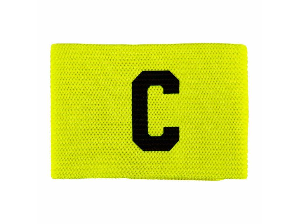 10496 salming team captain armband fluo yellow