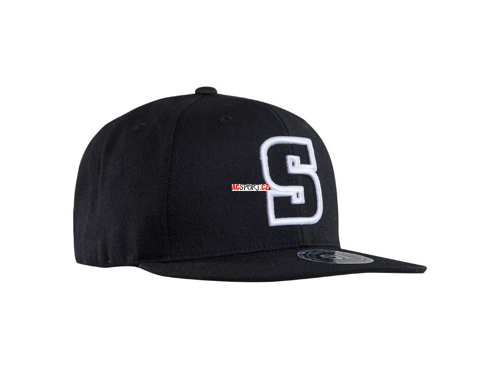 10502 salming carlton cap black