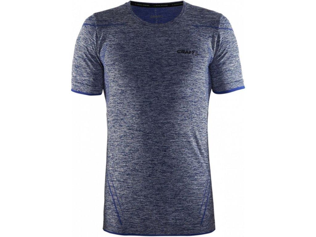 CRAFT Active Comfort SS triko pánské - modré