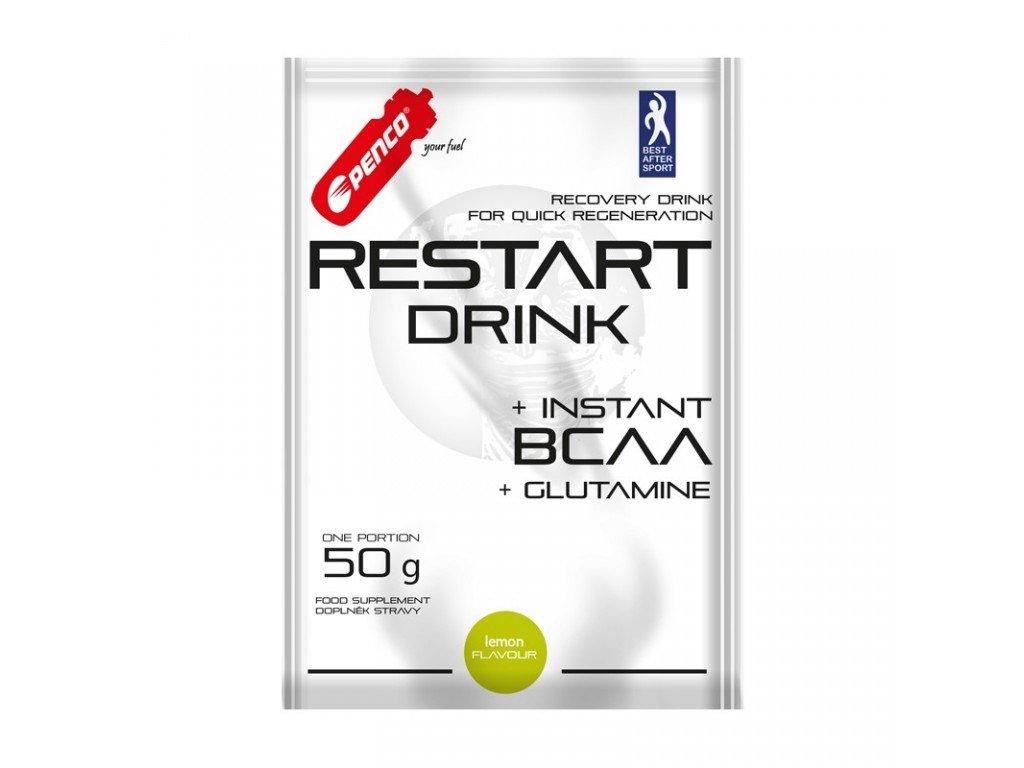 PENCO RESTART DRINK 50G Citron - Regenerační nápoj