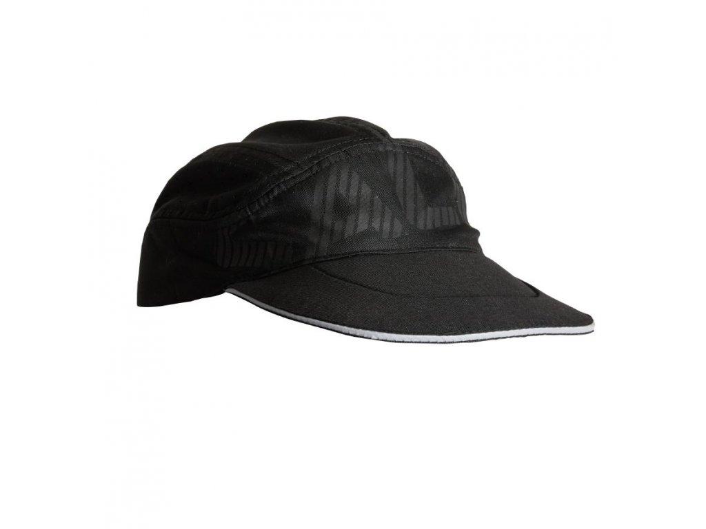 Salming Lite Running Cap Black (Velikosti oblečení S/M)