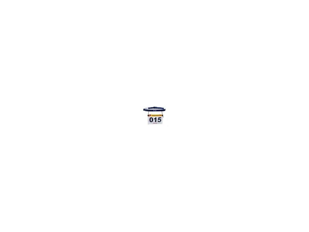 Bjez racebelt losmuertos blue 100x100