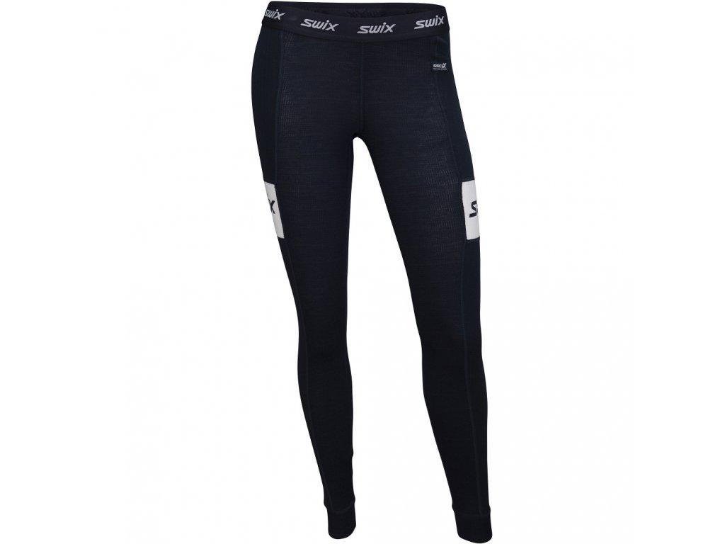 Swix RACEX WARM kalhoty - tmavě modré