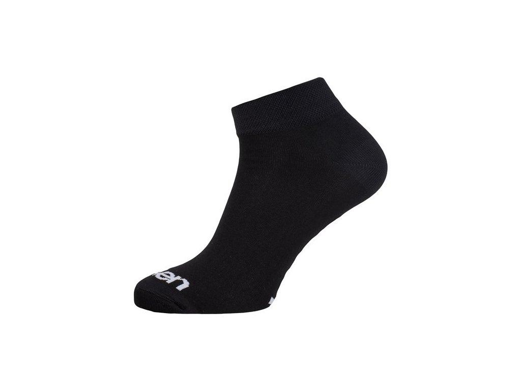 ponozky eleven luca basic black
