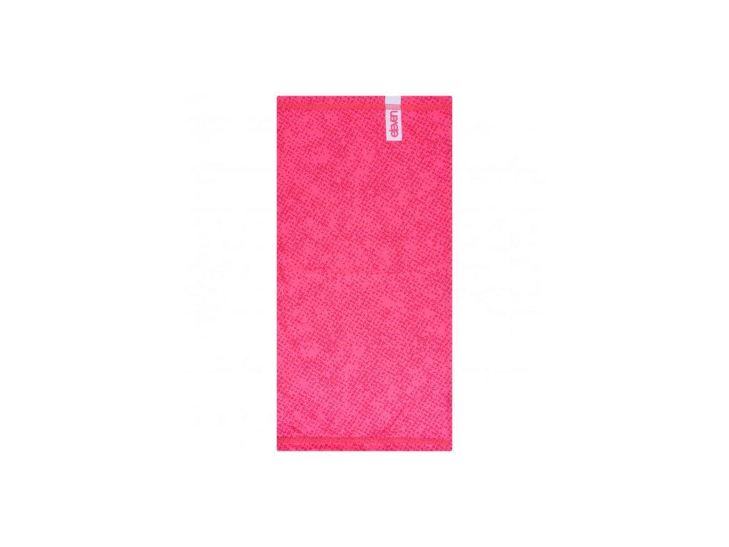 multifunkcni satek eleven screen pink