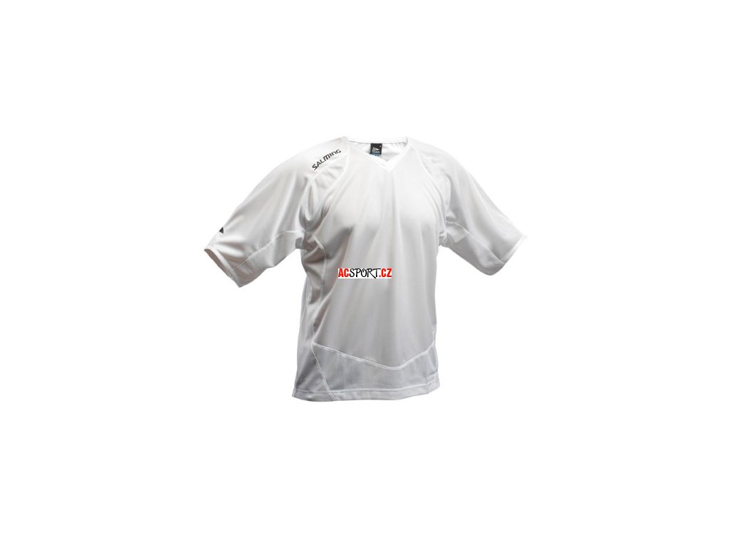 Salming Liga Jersey (Barva Bílá, Velikost S)