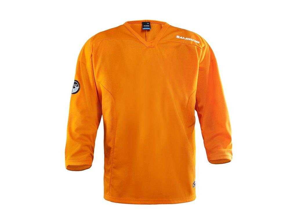 Salming Practice Jersey (Barva Oranžová, Velikost L)