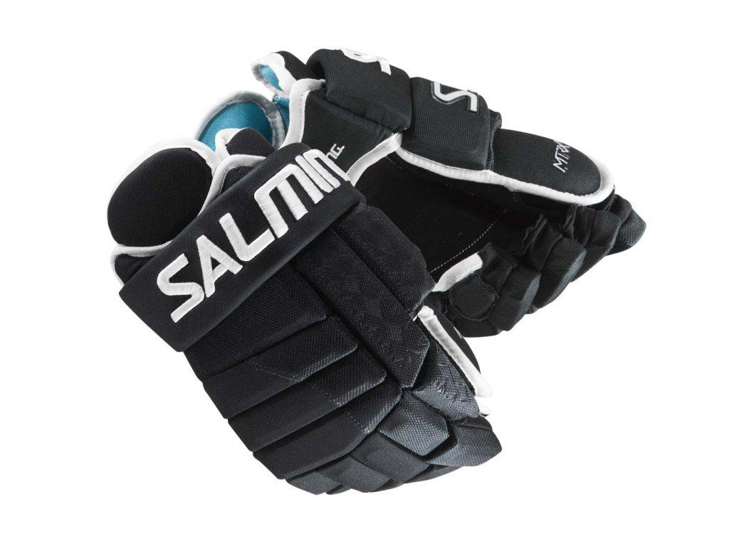 SALMING MTRX21 Black (Velikosti rukavic Velikost 15)