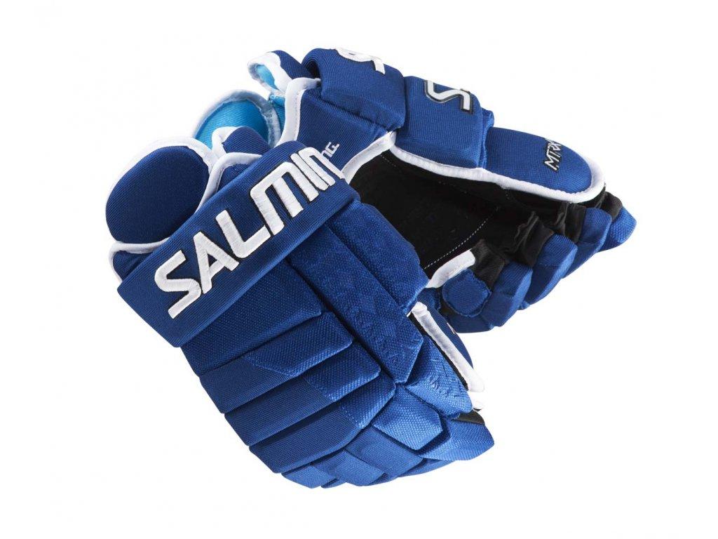 SALMING MTRX21 Blue (Velikosti rukavic Velikost 15)